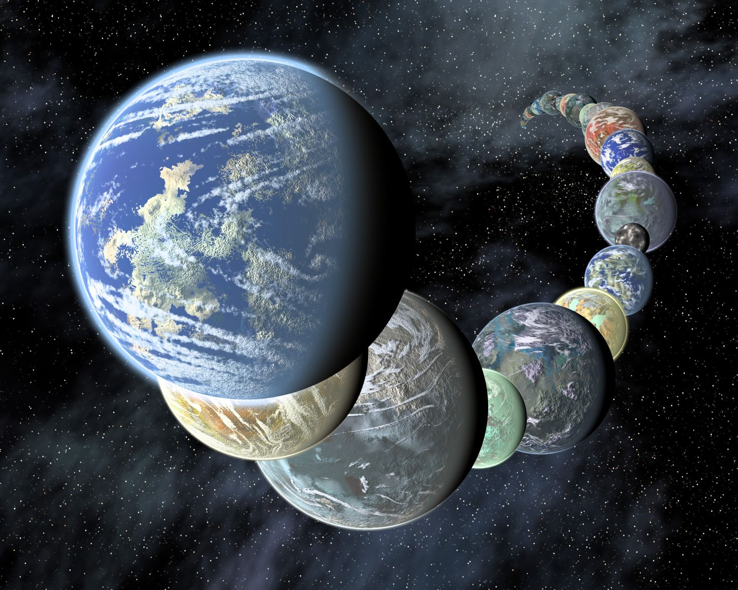 planet that is like earth - photo #40