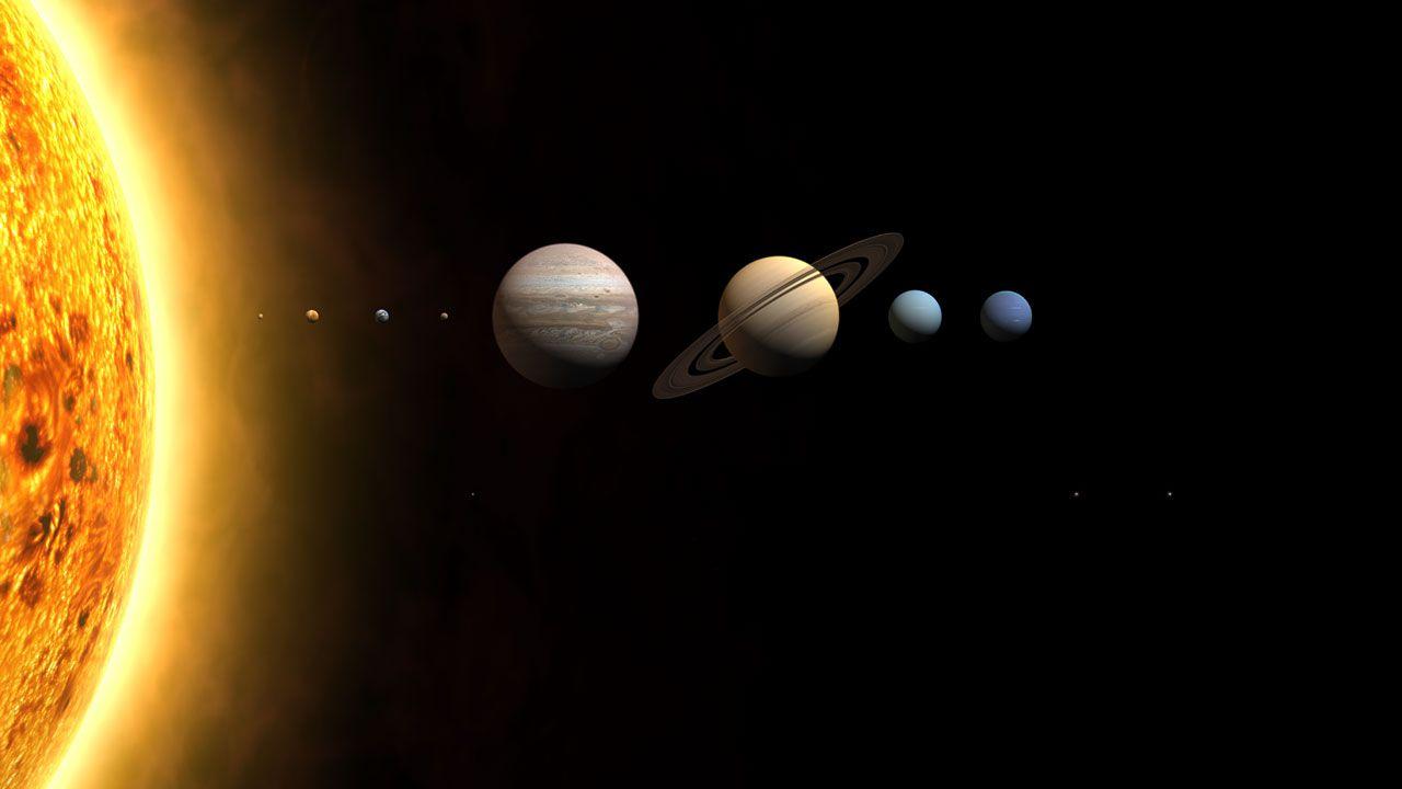 Solar System - Summary and History