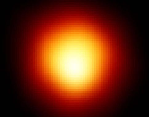 red super giant betelgeuse - photo #9